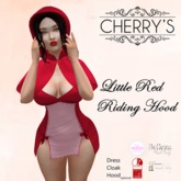 CHERRY'S - Little Red Riding Hood Outfit