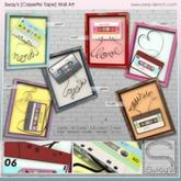 Sway's [Cassette Tape] Wall Art . heart