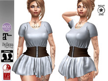 *-*Star-Outlet*-*2g_Dress (Slink HG & P, Maitreya, Ebody curvy, Belleza all 3 types, classic + alpha)