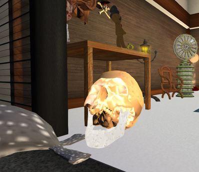 FREE Skull light
