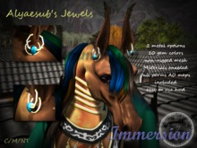 Immersion Crystal: Alyaesub's Jewels