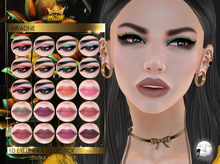 MAKEUP ARIADNE - LELUTKA BY WHITE QUEEN