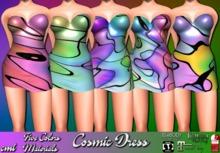 Sweet Meats ~ Cosmic Dress DEMO