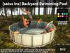 satus inc  backyard swimming pool pic