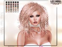[ LsR Hair ] - Nika Hair Mesh