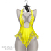 "Elegance Boutique -Romper - Yellow  -  ""Havana"" - Legacy /  Maitreya /Slink / Belleza"