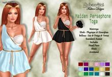 ~ Maiden Persephone ~ Toga and Texture Hud