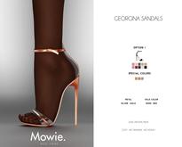 "Mowie. - ""Georgia"" Sandals"