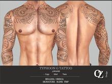 Oz Design : Tattoo Typhoon G