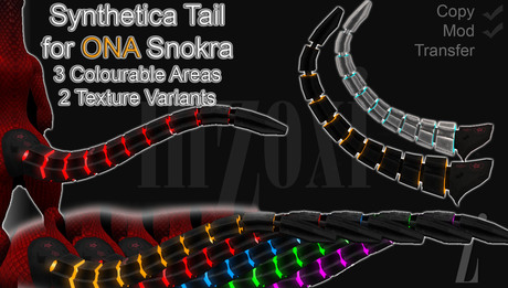 [inZoxi] Box - Snokra Synthetica Tail