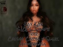 {Pulc} Kay Kay 100 L Shape: Catya x Hourglass