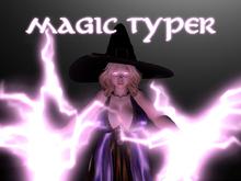 Magic Typer - POWER WEAVER