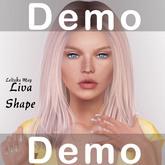 - Latter - Liva Shape [Lelutka May] DEMO