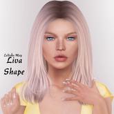 - Latter - Liva [Lelutka May Shape]