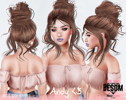 #Besom~ Andy *Browns*