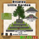 Display Little Garden (100% Mesh)