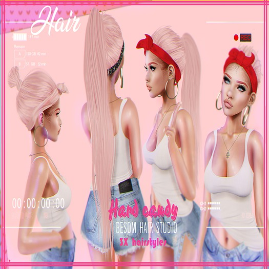 #Besom~Hard candy *Blondes*
