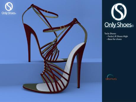 [OnlyShoes] - Tecla Altamura High AddToWear