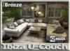 KAZZA - Ibiza U-Couch - C furniture