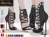 .:RatzCatz:. Thruje Heel Sandals (wear to unpack)