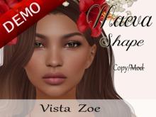 """Maeva Shape """"Vista Zoe Head"""" Demo"""