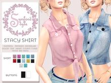SS* Stacy Shirt {Add/Wear}
