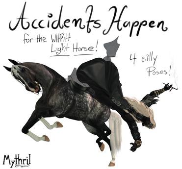~Mythril~ WHRH: Misbehaving Poses!