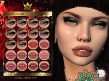 MAKE UP GLORY NIGHT - LELUTKA BY WHITE QUEEN