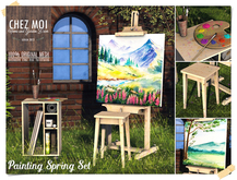 Painting Spring Set ♥ CHEZ MOI