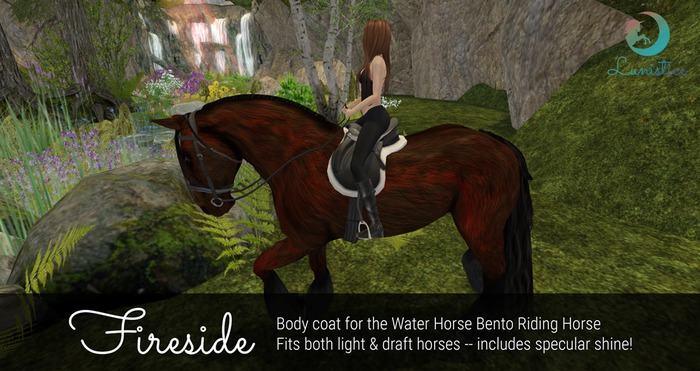 Lunistice: Fireside - Water Horse Body Coat