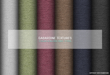 CC_Garbadine textures