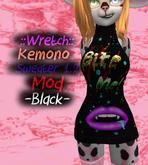 ".:Gintastic:. - Kemono Sweater Mod ""Bite me"" - Black"