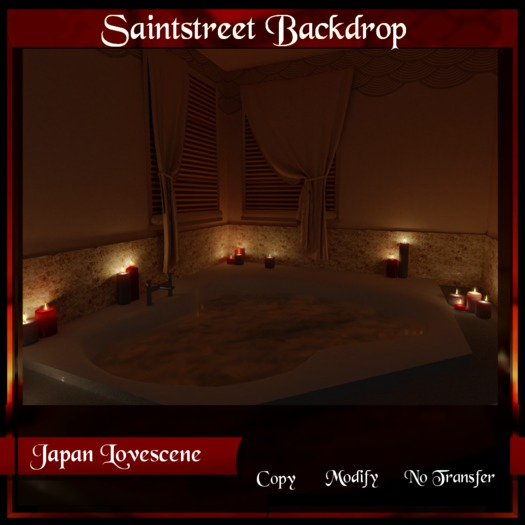 Saintstreet Japan Lovescene (Wear me)