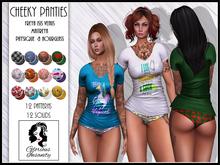 [ DWD ] Cheeky Panties - Fatpack ( add me )