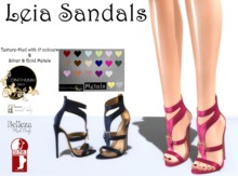 Continuum Leia Sandals