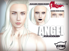 ::LV:. Angel Applier for Catwa Heads - 01 BOM included
