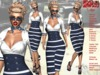 **LIDIJA PIN UP STYLE COMPLET OUTFIT **