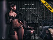 -DNC- Unravel me - Female Bento Pose