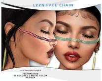 iS Lyyn Face Chain [wear me]