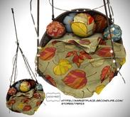 Trompe Loeil - Nesting Bed Autumn