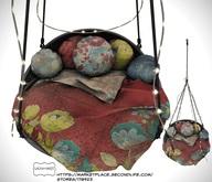 Trompe Loeil - Nesting Bed Worn Warm