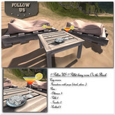 Special offer !! Follow US !! Pallet On the Beach living room COPY vers.