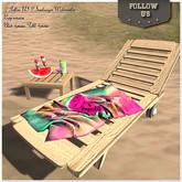 Special offer !! Follow US !! Sun lounger Watermelon COPY version box