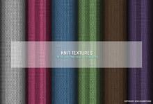 [B]Knit textures