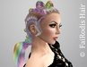 FaiRodis Ramonta hair rainbow pack