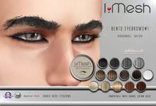 i.mesh - BENTO EyeBrows#1 - catwa/omega