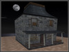 RE Haunted House - Small Haunted Mansion - Spooky/Scary/Halloween