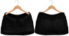 Blueberry - Bella - Unzipped Skirts - Black