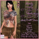 Mandy Outfit With Hud Country