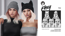 #Foxy - Tini Hair (Blondes)